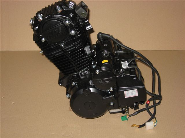 Engine Zongshen 250cc (CB-type)