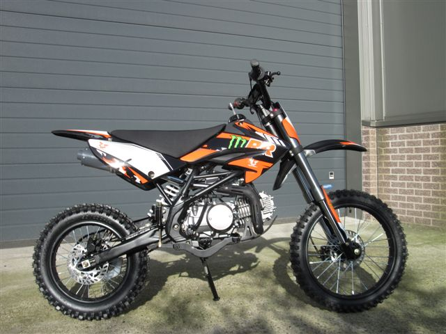 AGB-37 crf-2 black-orange