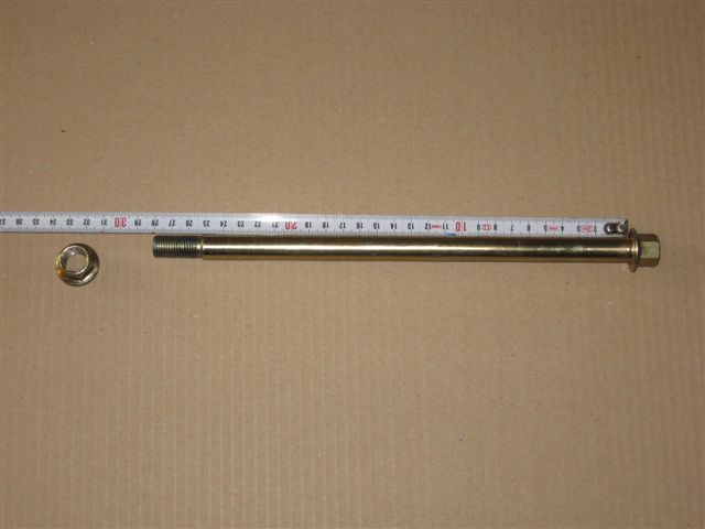Bolt swing arm M15x280mm