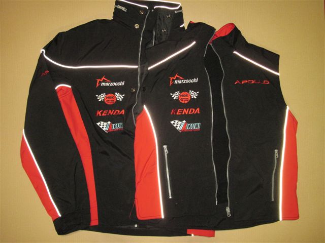 Jacket ORION size M