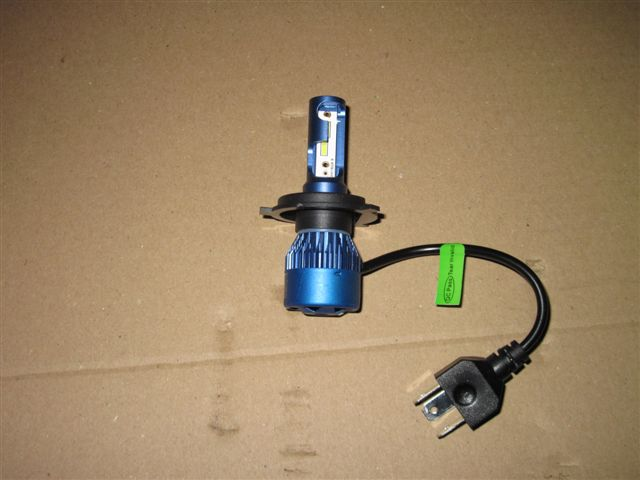 Head light LED HS1 socket RX-series