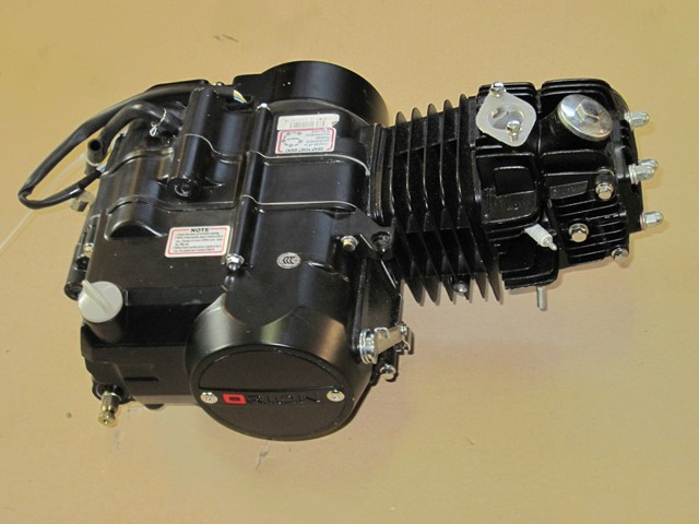 Engine YX 125cc