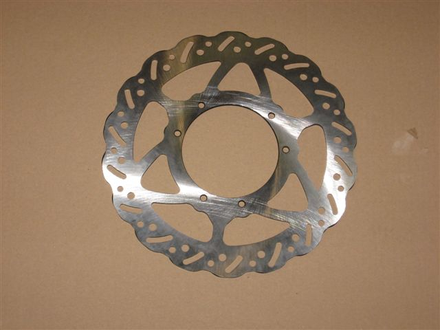 Brake disc (front) 270mm AGB-31