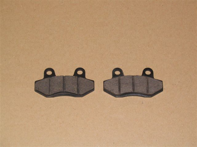Brake pads (new version)