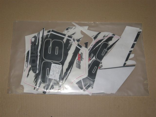 Stickerset 'ORION' RX50