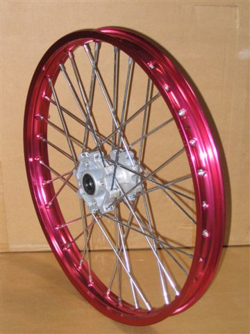 Front wheel 21''