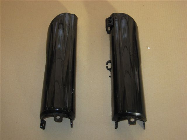 cover, front fork protectors (set of 2 pcs.)