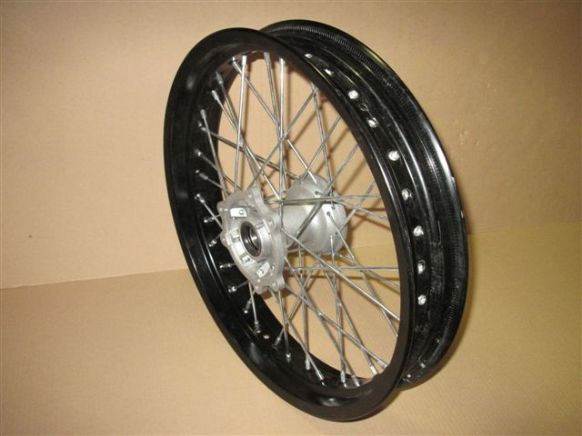 Front wheel 17''