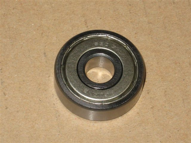 Bearing for front wheels