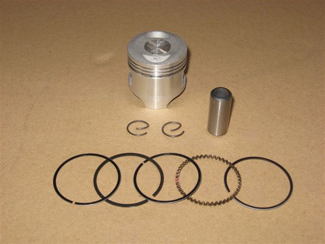 Piston + Rings 50cc Lifan